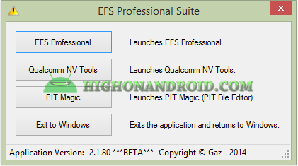 Tool] How To Backup EFS Folder On Samsung Android Devices (Method 2