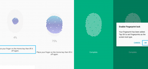 Galaxy S6 Edge Fingerprints 3