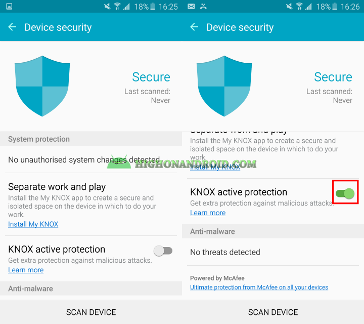 Galaxy S6 S6 Edge Smart Manager  2