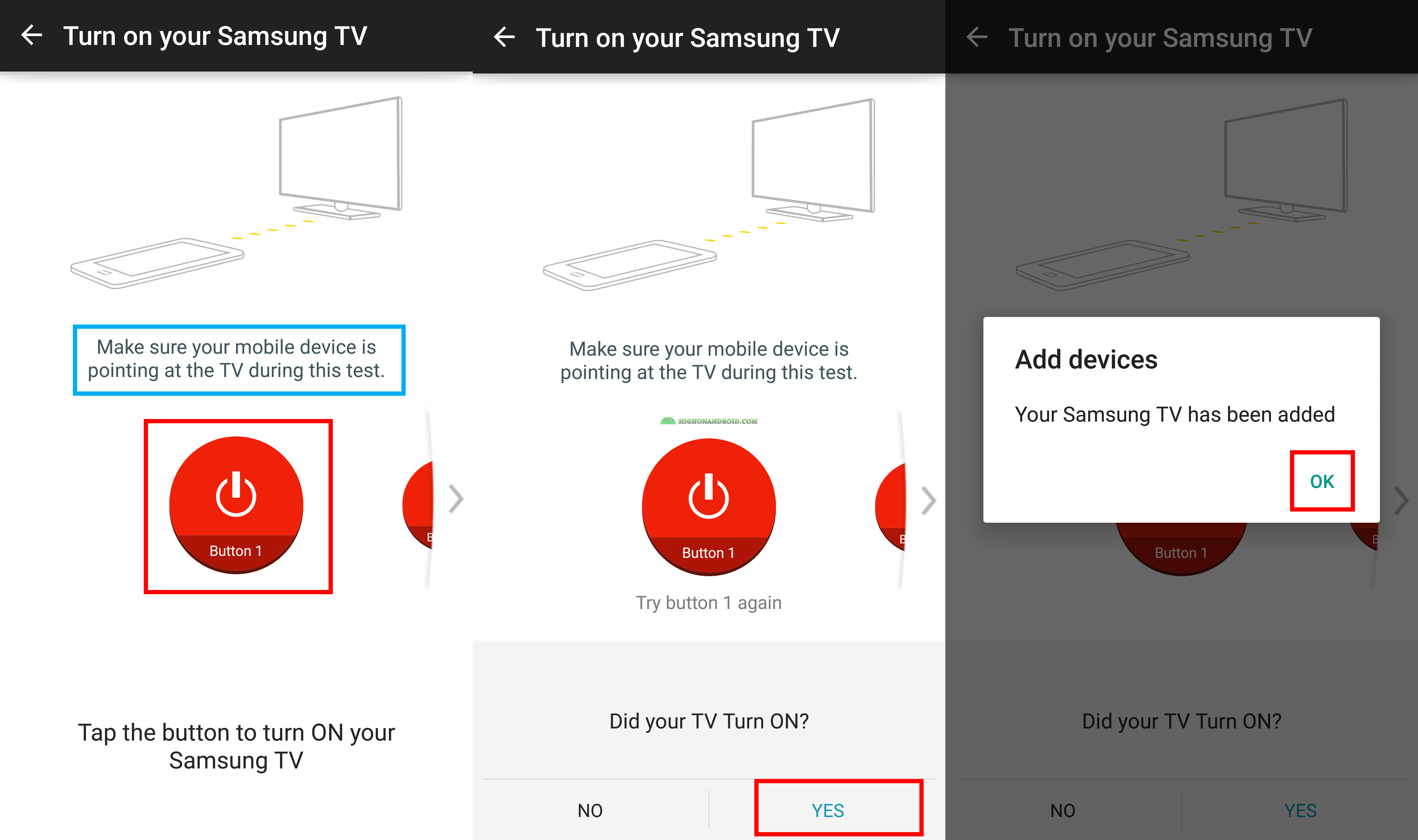 Guide] How To Use Galaxy S6/S6 Edge As a TV Remote Control! |  HowTo.HighOnAndroid.com