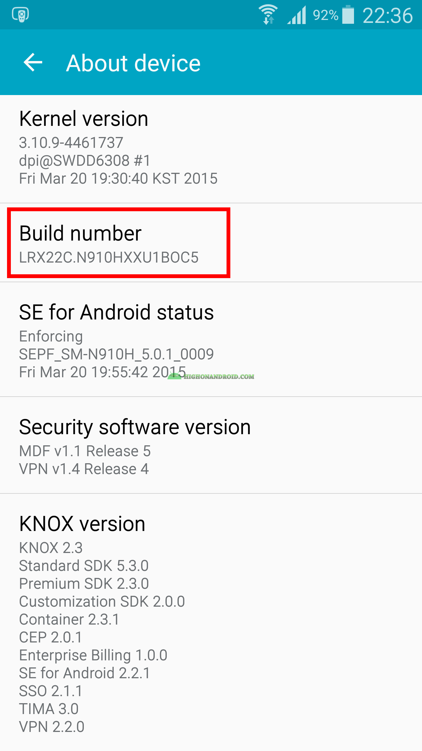 how to change usb settings in android