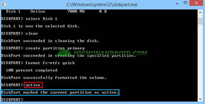 Boot Windows 7 Into Your PC Via Android Device 13