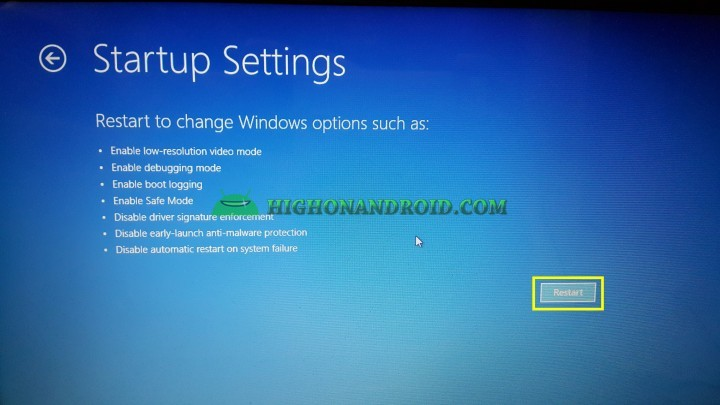 Boot Windows 7 Into Your PC Via Android Device  34
