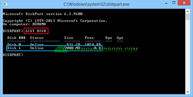 Boot Windows 7 Into Your PC Via Android Device 7