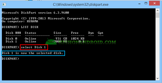 Boot Windows 7 Into Your PC Via Android Device 9