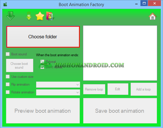 Create Your Own Custom Bootanimation 10