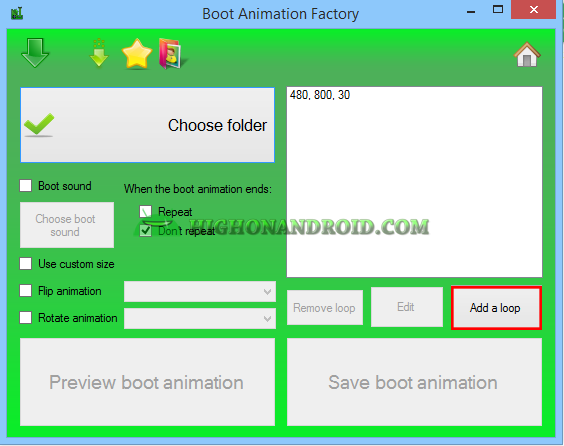 Create Your Own Custom Bootanimation 12
