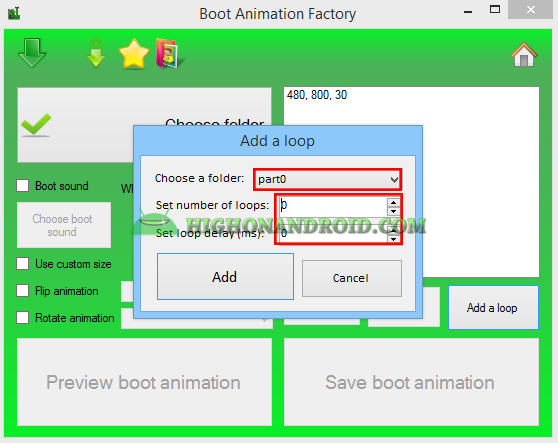 Create Your Own Custom Bootanimation 15