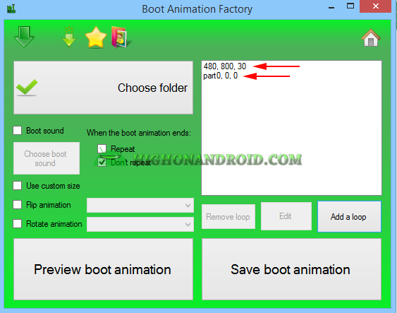 Create Your Own Custom Bootanimation 16