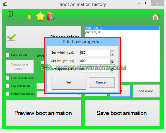 Create Your Own Custom Bootanimation 18