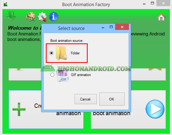 Create Your Own Custom Bootanimation 9
