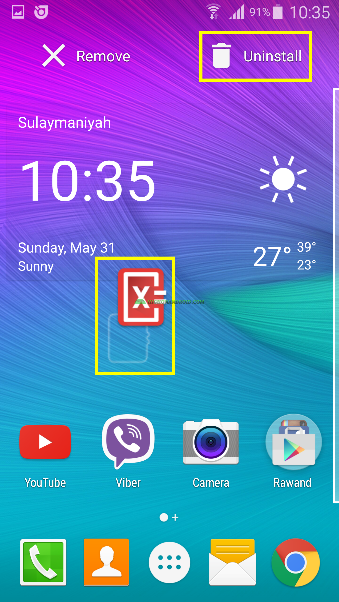 install user apps as system apps on android 6