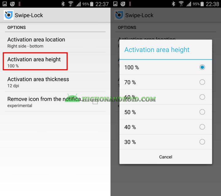 Turn Off Your Android Device's Screen with One Swipe 5