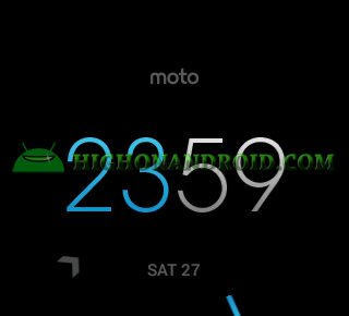 Change Android Wear Watch Face