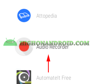 record audio on android wear 2