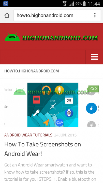 Covert Web Pages to PDF file on Android