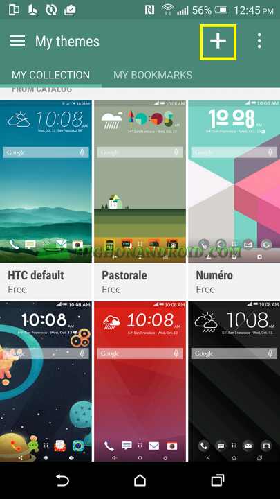 How To Change Themes on Htc one m9 plus 3