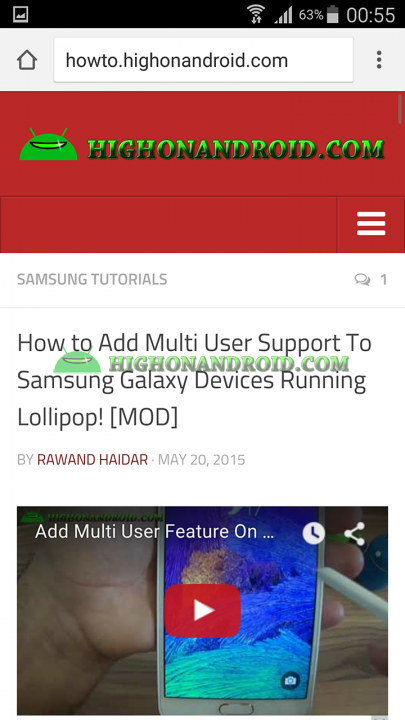 How To Directly Send Web page links from PC to  your android device 16