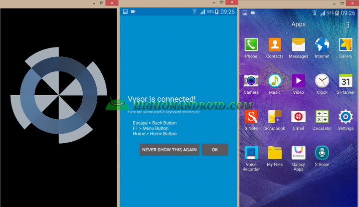 How To Share Android Screen on PC easiest way 4