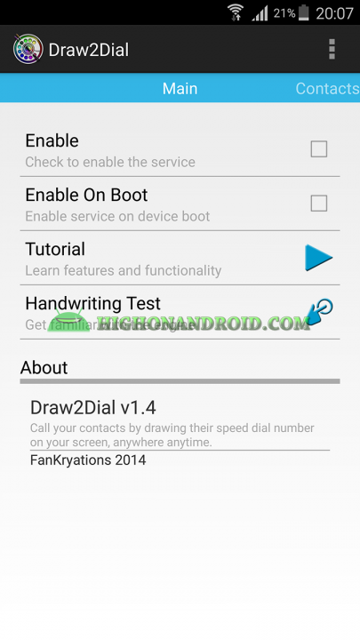 How To Quickly Make Phonecalls on Android