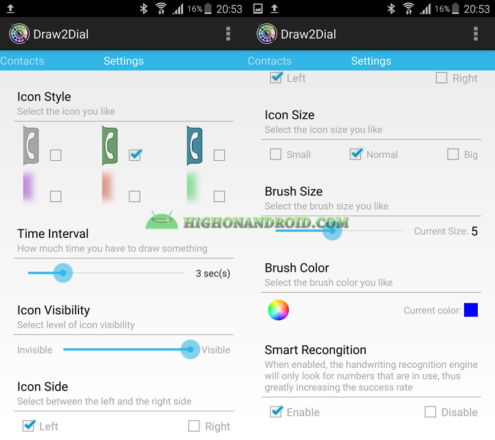 How To Quickly Make Phonecalls on Android 7
