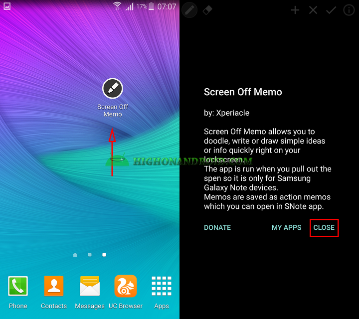 How To Use Galaxy Note 5's Screen Off Memo Feature on Galaxy Note 4, Note 3