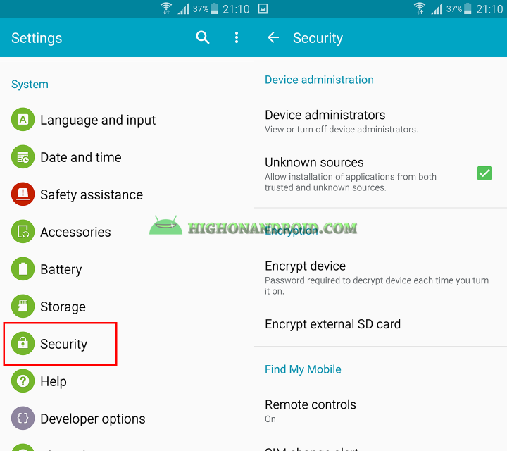 How to Use Screen Pinning Feature on Samsung Galaxy Devices