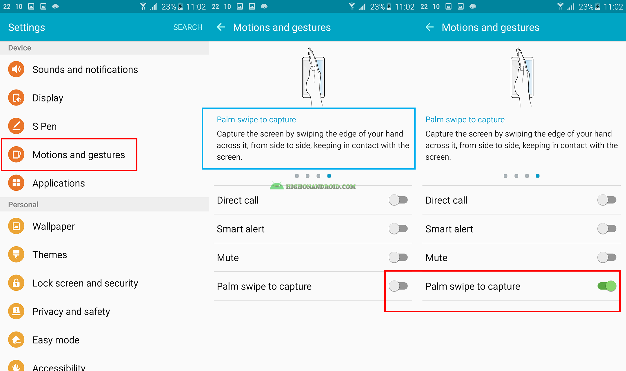 How To Take Screenshots On Galaxy Note 5 Method 3 How To Hide Top 50 Galaxy