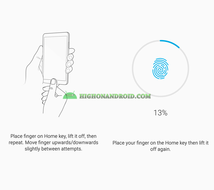 How To enable Fingerprint scanner on Galaxy Note 5 3