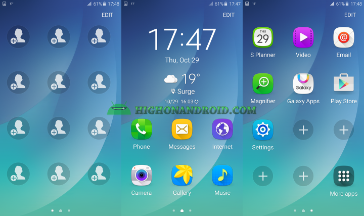 how to enable easy mode on galaxy note 5 2