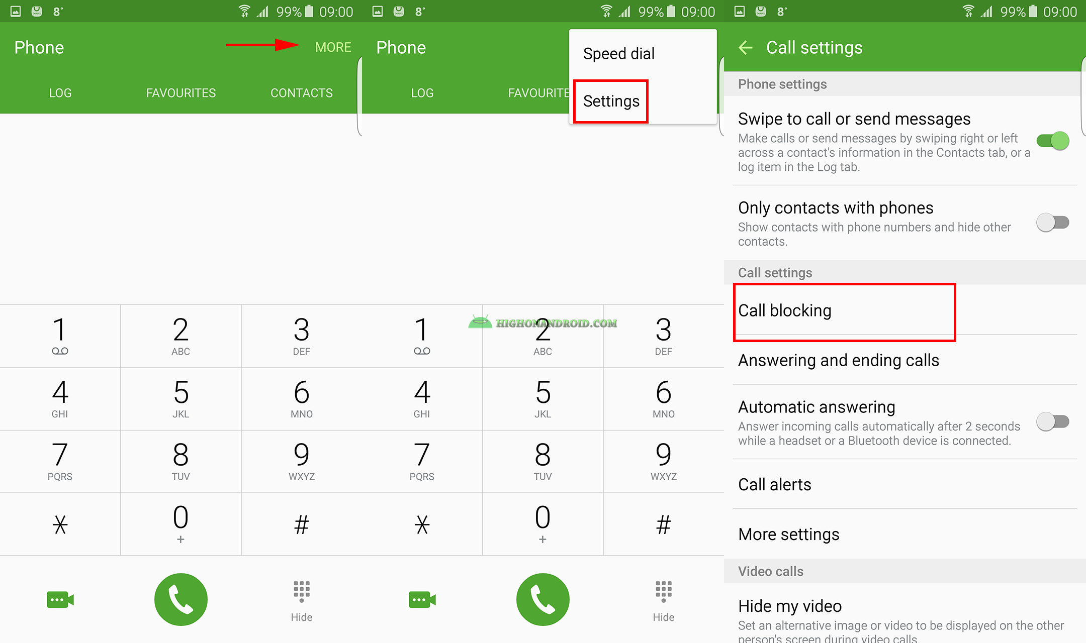 How To Block Calls On Galaxy Note 5