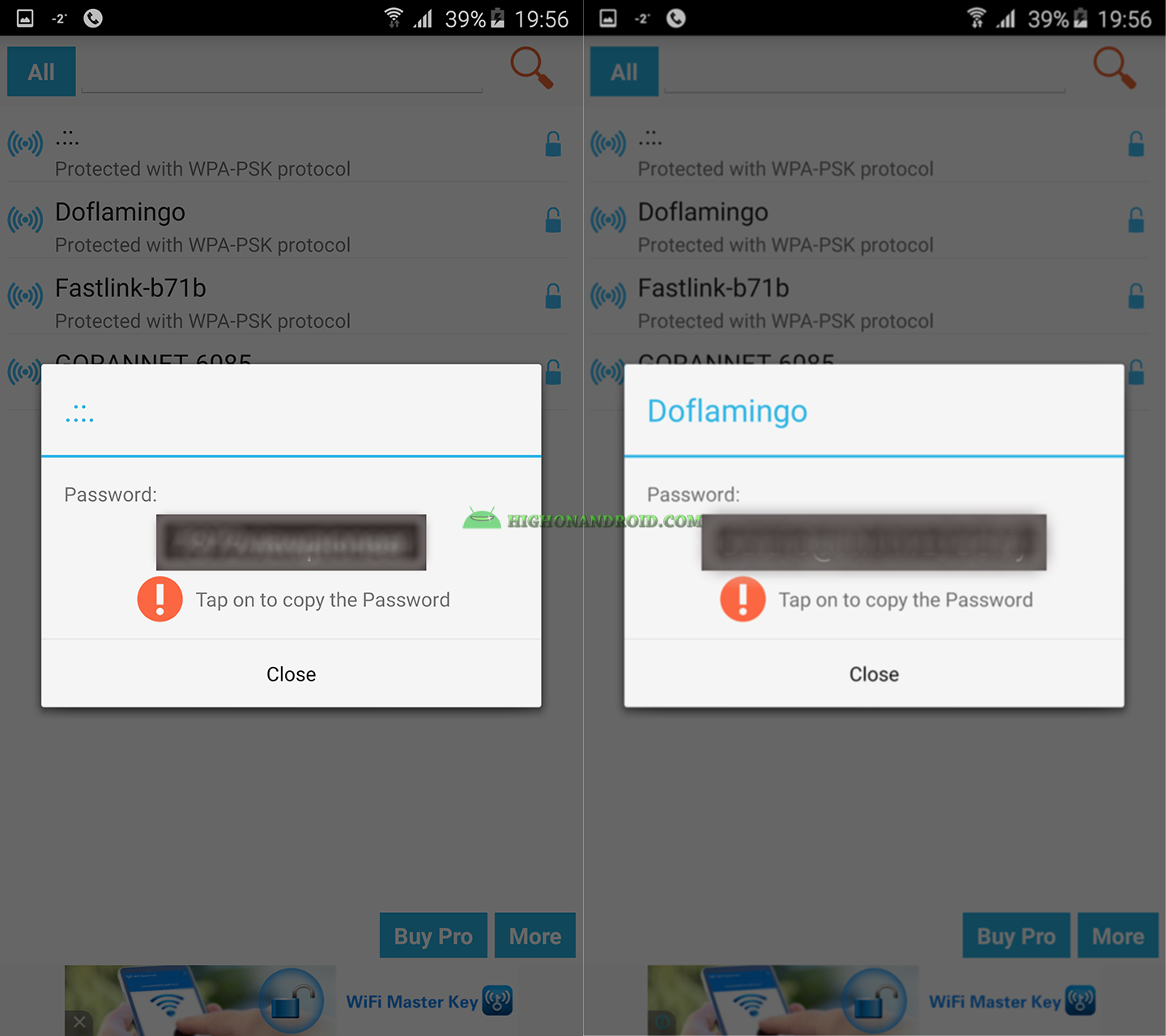 How To Show Your Saved Network Passwords On Android | HowTo