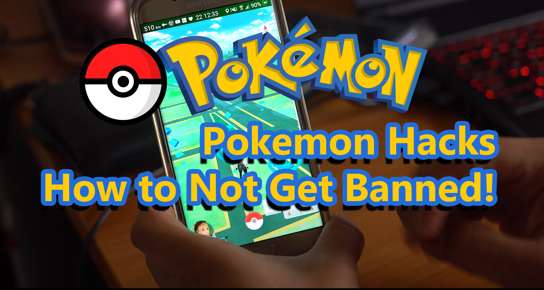 Pokemon Go Hack – How to Not Get Banned While Using GPS Spoofing