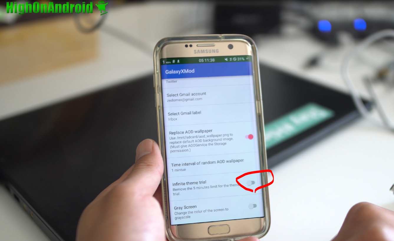 How to Customize Always-On-Display with Galaxy S7 or S7 Edge